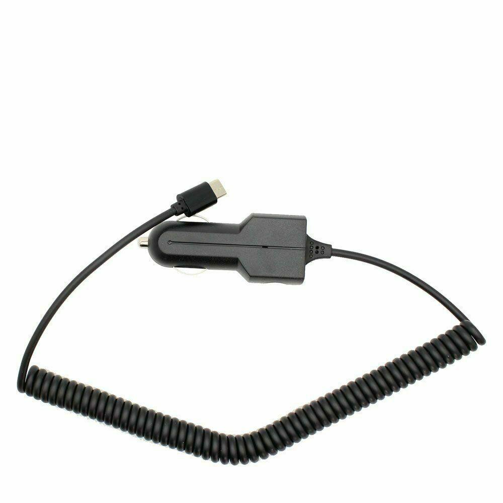 USB Type-C Car Charger for Motorola Moto Z4 Force Moto Z3 / Z3 Play Moto Z2 Play