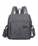 Diaper Bag Backpack Multi-Function Waterproof Travel Backpack Nappy Bags... - $34.42