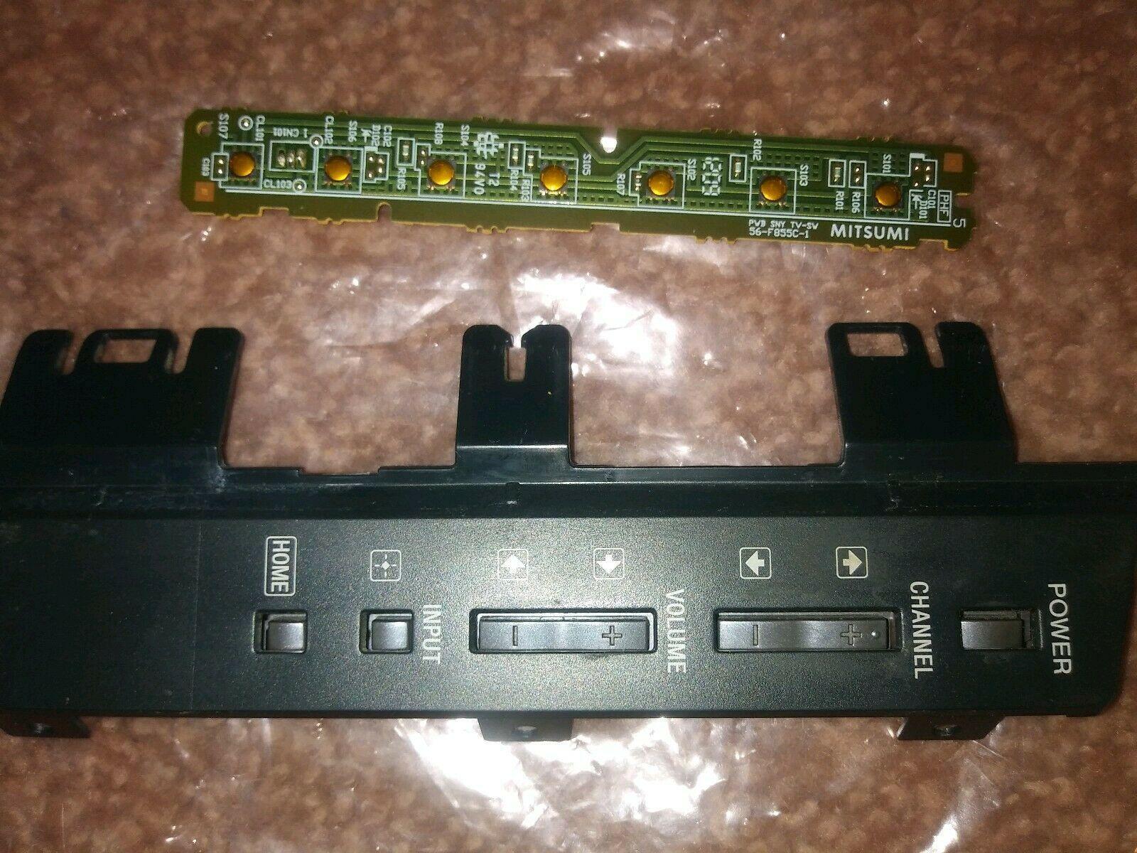 Sony 56-F855C-1 Function Control Board For Model KDL-52Z5100 - $5.00