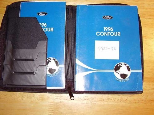 ford contour owners manual paperback ford nonfiction