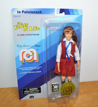 "THE FACTS OF LIFE JO POLNIACZEK Action Figure Doll MOC 8"" MEGO 2018 Mart... - $11.46"