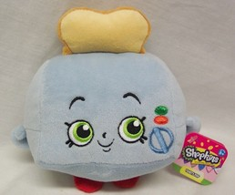 Shopkins SOFT TOASTY POP TOASTER Plush STUFFED ANIMAL Toy NEW w/ TAG - $19.80