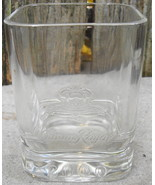 Crown Royal Square Bicentennial 8-oz Whiskey Glass - $14.00