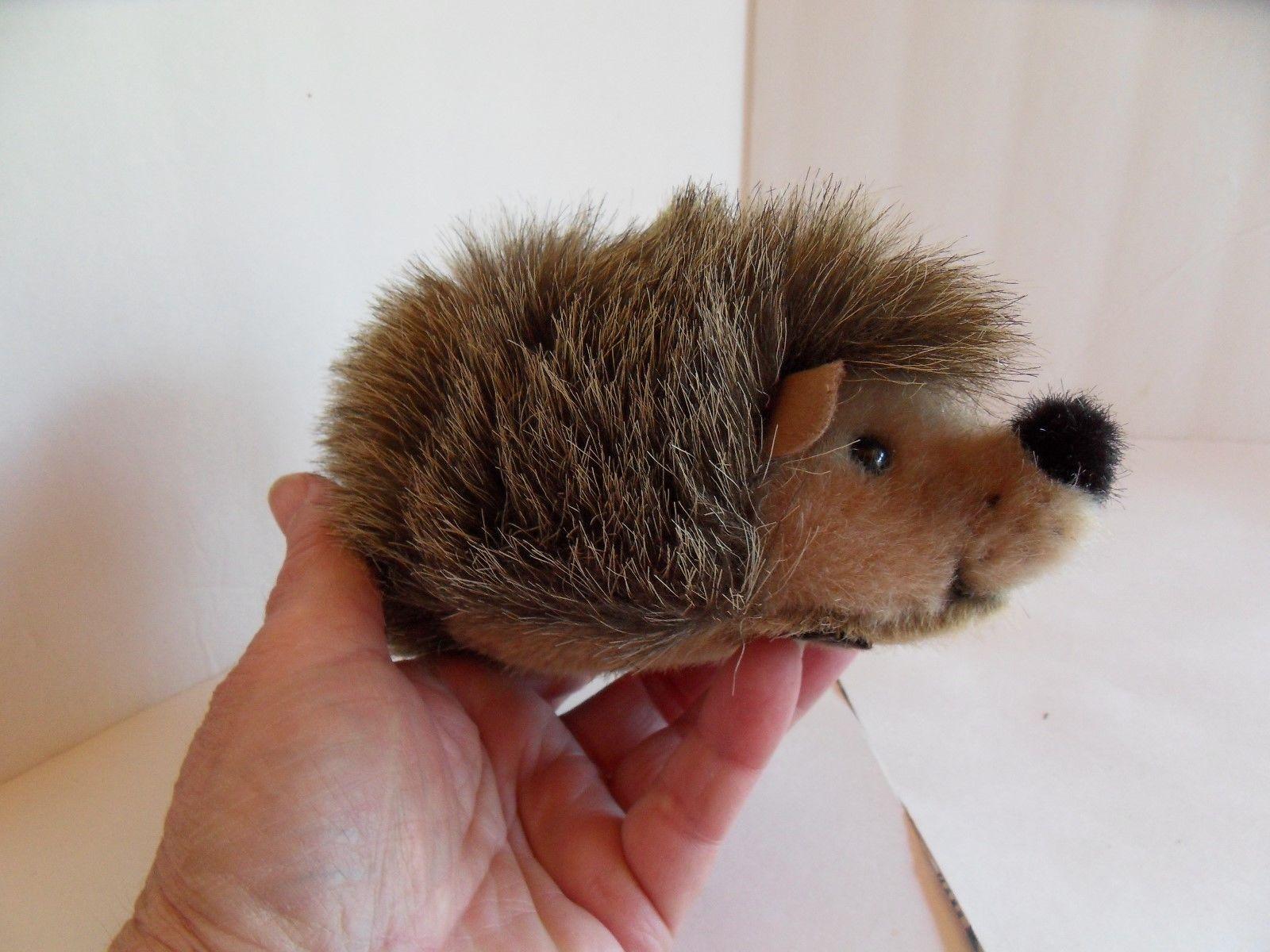 Steiff hegehog porcupine all Ids  Germany 1602