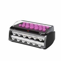 Conair Express Curls & Waves Hot Rollers, Multi-Size Hot Rollers ~ 20 Fl... - $73.68