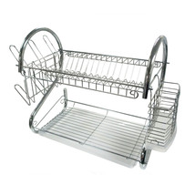 Better Chef 16-Inch Chrome Dish Rack - $45.91