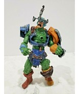 Masters of the Universe Man-At-Arms Modern Action Figure Original MOTU - $24.74