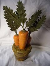 Bethany Lowe Creepy Carrot Halloween Display Decoration no. TD9058 image 2