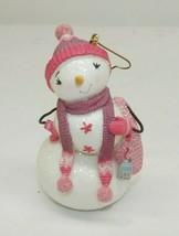 Hallmark Keepsake 2008 Stylin' Snowgirl Ornament - $9.89