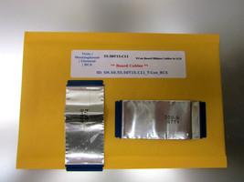 Vizio | Westinghouse | Element | RCA 55.50T15.C11 T-Con Ribbon Cables to... - $11.21