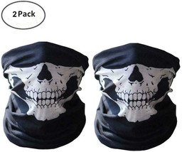 ThreeH Balaclava Skull Seamless Face Mask Motorcycle Sports 2 Pieces - $30.43 CAD