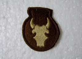 34th Infantry Division Patch Ssi U.S. Army - Desert Tan COLOR:K7 - $3.85