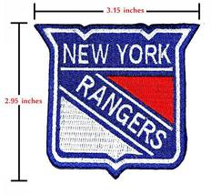 New York Rangers NHL Iron on Patches - $3.20
