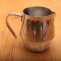 Stainless Steel Pitcher Creamer - $28.04
