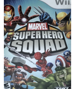 Marvel Super Hero Squad  - Nintendo Wii Games - $20.00