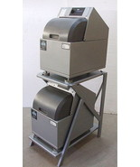 (2) Remanufactured Fluid Management VR-1 paint mixers with space saver s... - $1,799.00