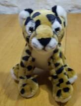 """Petting Zoo NICE LEOPARD 7"""" Plush Stuffed Animal - $15.35"""