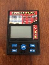 Electronic Handheld Game - Pocket Slot Radica Model 1370 -  - $12.47