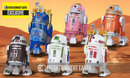 Star Wars The Black Series Astromech Droids 3 3/4-Inch Action Figures - $42.56