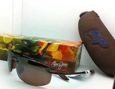 MAUI JIM Sunglasses HO'OKIPA READER +1.5 H 807-1015 Tortoise w/ Bronze Polarized