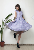 Lavender 70s dress - $42.81