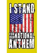 I Stand For Our National Anthem - Magnet #3 - $7.99