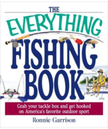 The Everything Fishing Book, Ronnie Garrison: Grab Your Tackle Box... - $8.00