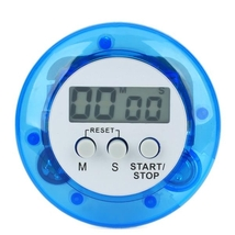 Mini Digital Kitchen Timer Blue - €8,49 EUR