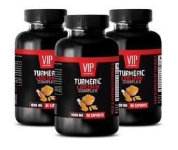 anti inflammatory tumeric - TURMERIC CURCUMIN 1000MG 3B - wellness essentials - $65.44