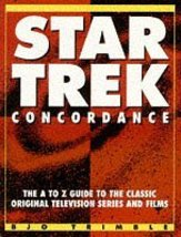 Star Trek Concordance: The A-Z Guide to the Classic Original Television Series a