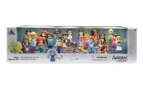 Disney Animators Collection Princess Mega 20 Figure Figurine Gift Set Playset - $59.39