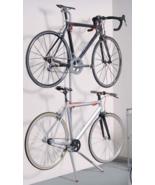 Indoor 2 Bike Stand For Garage Steel Bicycle Ra... - $79.95