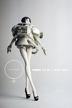 Hong Kong Toy Designer 3A 3AA THREEA 1/6 Lasstranaut Space Suit Figure White ... - $719.99