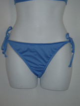 Size Medium M Light Blue  LUCKY BRAND Swimsuit Bikini Bottom Only - $16.60