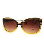 Butterfly Frame Sunglasses Womens Oversized DG Eyewear Shades - $7.95