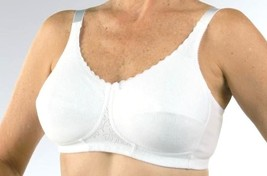 Comfort Support Mastectomy Bra Cotton Tricot/Classique #781/size 36D/Eu... - $22.72