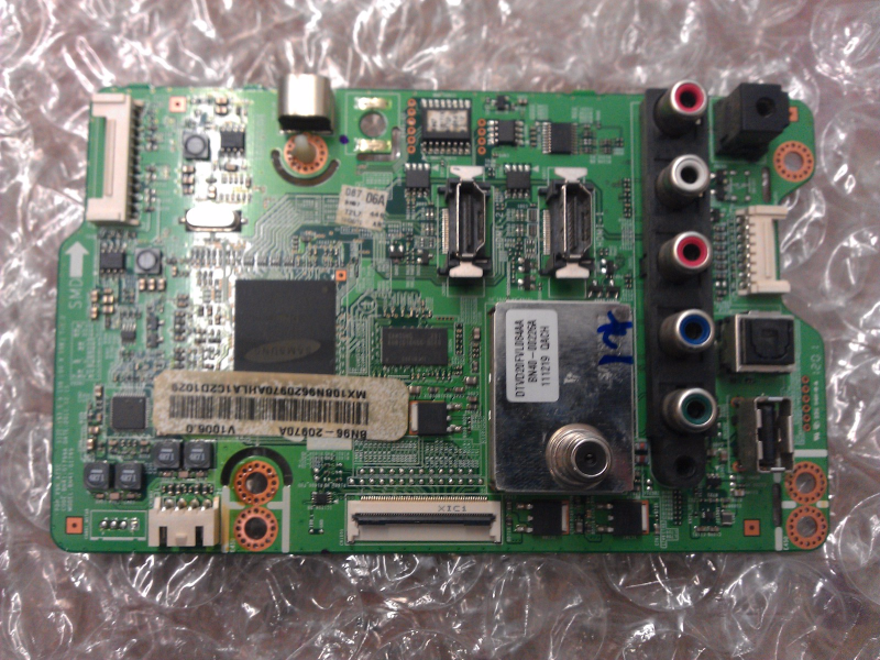 BN96-20970A Main Board From  Samsung PN51E440A2FXZA Plasma TV