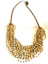 """COLDWATER CREEK Seed Bead Multi-Strand Necklace/22"""" - $22.72"""