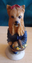 """Robert Harrop CC41 YORKSHIRE TERRIER 2ND EDITION/Made in England/4 1/2"""" ... - $24.70"""
