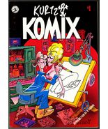 Kurtzman Komix (Kurtz) - Kitchen Sink 1976, Har... - $9.25
