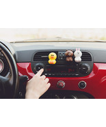 LINE Friends Car Clip Air Freshener Character Figure BROWN, CONY, SALLY ... - $24.99