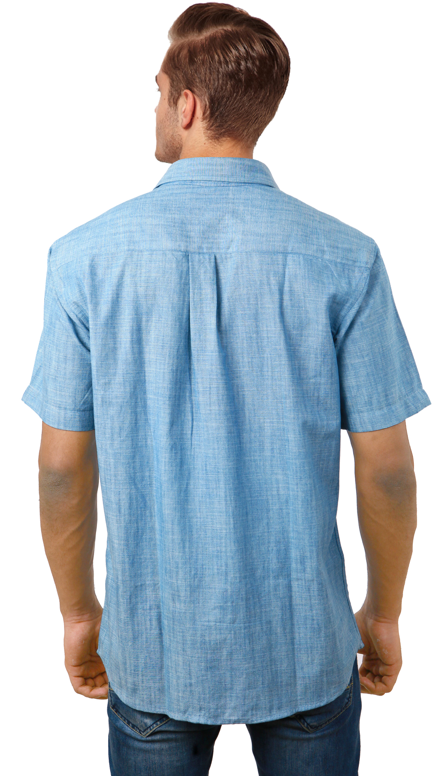 Find Short Sleeve Men's Denim Shirts, Long Sleeve Men's Denim Shirts and more at Macy's. Macy's Presents: The Edit - A curated mix of fashion and inspiration Check It Out Free Shipping with $75 purchase + Free Store Pickup.