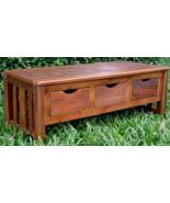 Wooden Outdoor 3 Drawer Garden or Kids Pool Toy... - $224.00