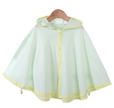 Toddler Super Lightweight Sun Protection Jacket Light Green
