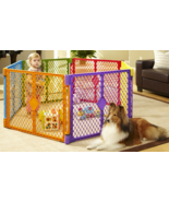 Portable Outdoor Baby Play Yard  Pin Pen Plaype... - $114.95