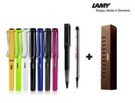 Lamy Safari Roller Ball Pen School Business Office 15 colors with Box - $13.29