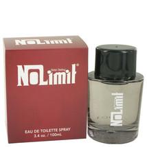 No Limit Cologne By  DANA  FOR MEN  3.4 oz Eau De Toilette Spray - $19.75