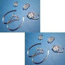 SET 6pcs SML Earbuds 4pcs Good Earhooks for Plantronics Voyager Edge Mob... - $4.89