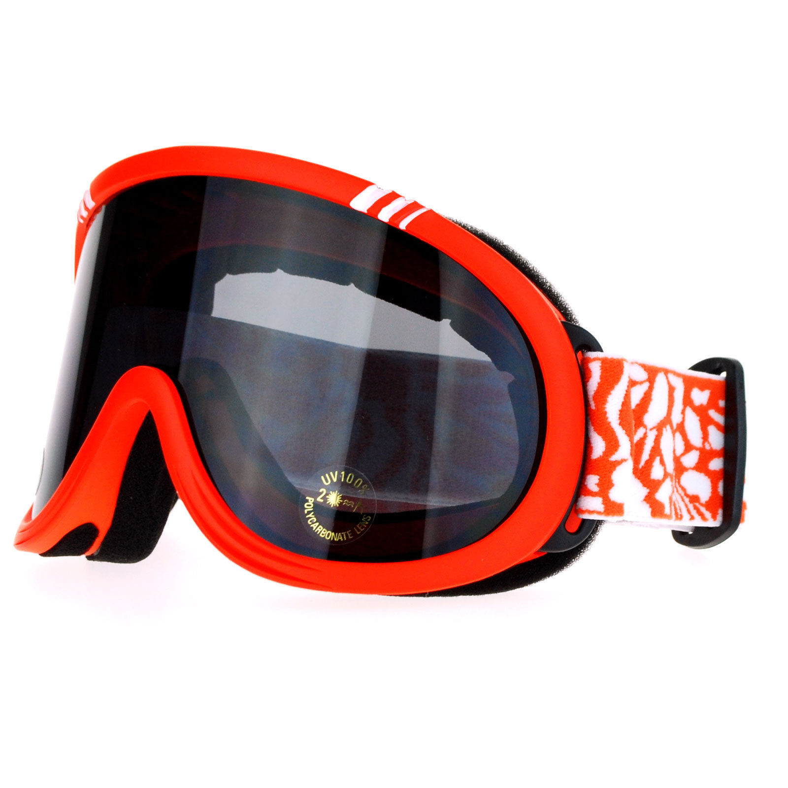 af0f8cfa81c9 Ski Snowboard Goggles Anti Fog Shatter Proof Lens Digital Pixel Print