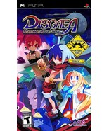 Disgaea Afternoon of Darkness PSP SONY PLAYSTATION Portable Video Game - $19.97